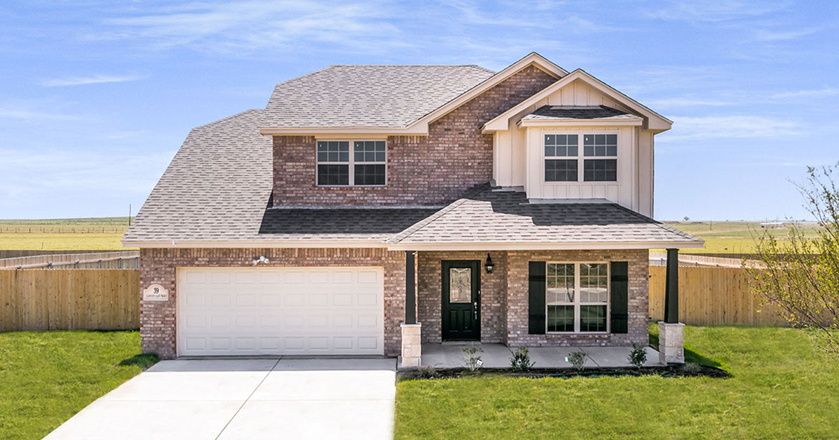 NB Homes - New Homes for Sale - Amarillo TX