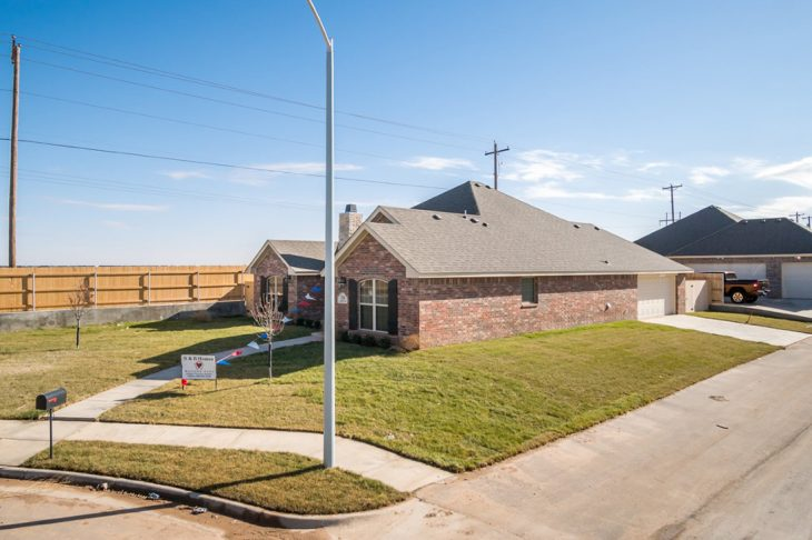 N&B New Construction Homes in Amarillo