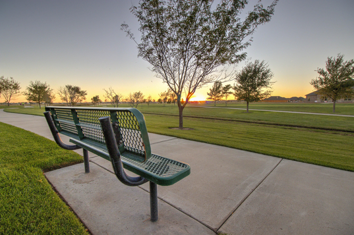 Peaceful Sunsets - Greenways of Amarillo